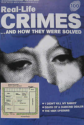 Real-Life Crimes Issue 100 - Alice Crimmins i didn't kill my babies, Leo Grunhut