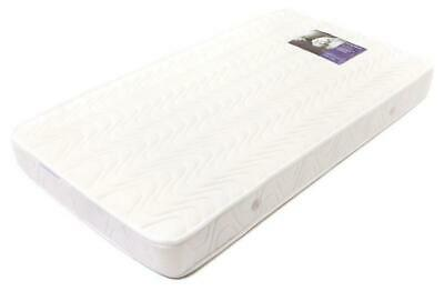 BabyRest Deluxe Innerspring Cot Mattress Double Quilted - 1300 x 660 x 125mm