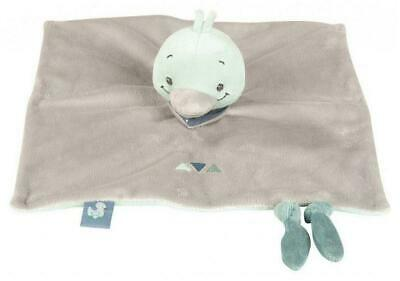 Nattou Jack, Jules & Nestor Collection - Comforter (Nestor The Duck) Free Shippi