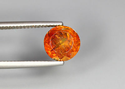 4.75 Cts _Wow !! Unbelivable Hot Sale_100 % Natural Sphalerite_Sunset Orange !!