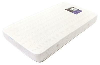 BabyRest Deluxe Innerspring Double Quilted Cot Mattress - 1320 x 770 x 125mm Bab