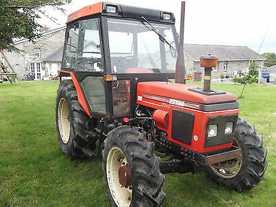Zetor 5340,1996 Four Wheel Drive,one Owner.