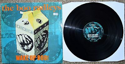 "Boo Radleys Wake Up Boo! UK 12"" vinyl single record picture cover Ex/VG+"