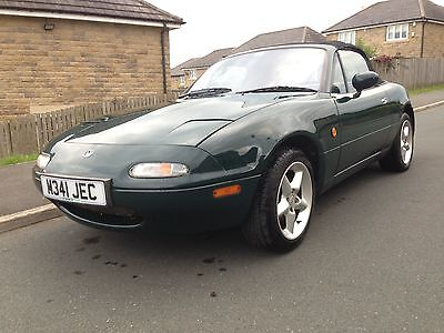 Mazda MX5, mk1 1.8cc excellent condition 12 months MOT