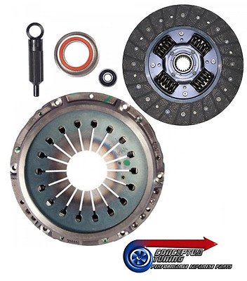 Organic Clutch Kit - For Toyota JZZ JZX 1JZ 1JZGTE 1JZ-GTE with R154