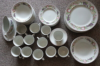 Boots Orchard Dinner Set 64pcs