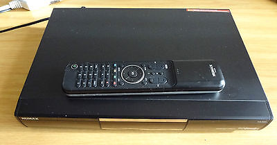 Humax PVR-9300T (500GB) DVR Digital Freeview Hard Drive Recorder with Remote