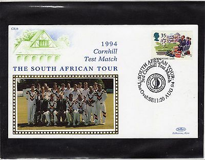 Cricket Cover 1994 South African Tour