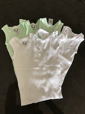Baby Singlets And Pjs Size 000  15 Items