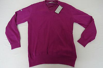Ladies Ping Cotton Lined Sweater Size 12 NO52
