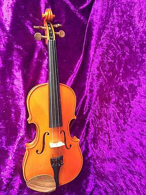 The Stentor Student I - 1/2 Size Violin - With Case - (2446)