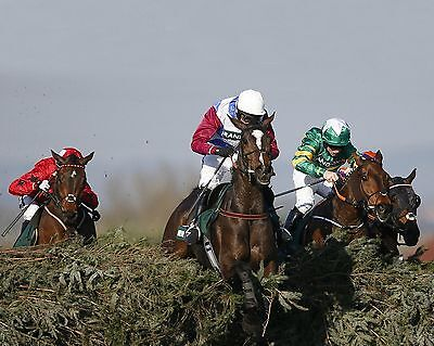 One For Arthur Ridden By Derek Fox 2017 Grand National Photo Prints And Mugs