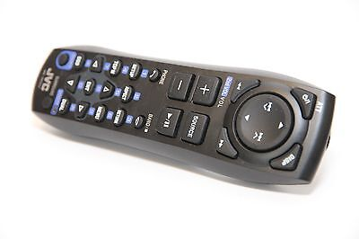 JVC Remote Control RM-RK252 for DVD Multimedia Receiver Monitor KD-AVX KW-ADV790