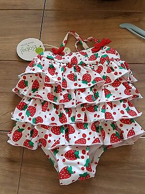 Eau baby by Rhona Sutton swimming costume 3 to 6 months