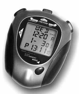 Fastime Fastime 26- Stopwatches- Black/Graphite