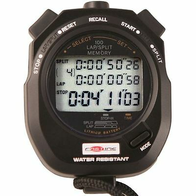 Fastime Fastime 10- Stopwatches- Black