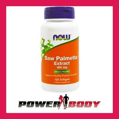 NOW Foods - Saw Palmetto Extract