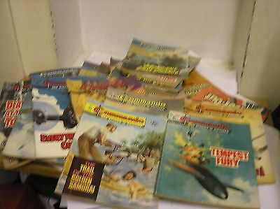 Vintage Commando War Comics X 25 .no.2