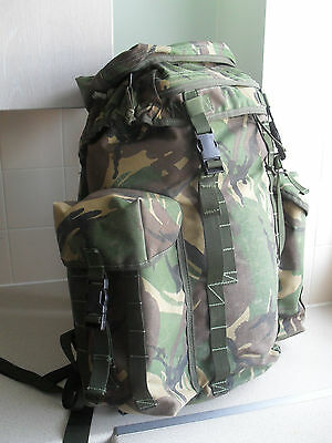 British Army Issue Patrol Pack 30 Litre Dpm Irr 2008.....very Good Condition