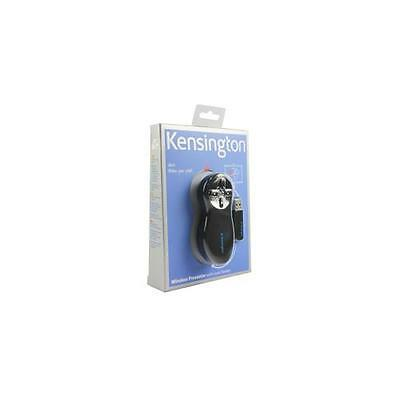 33374EU Kensington Remote Control for Presentations Wireless USB Receiver