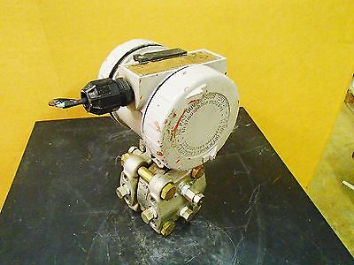 Bailey A8Dme121-2-0 Transmitter, 4-20 Ma, 53 Vdc (Used)