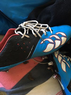 Canterbury rugby Boots Size 13(UK) 14(USA)