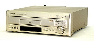 PIONEER Japan CLD-07G CLD07G LaserDisc Vintage High-end Compatible CD LD Player