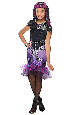 Fancy Dress ~ Childs Ever After High Raven Queen Wig