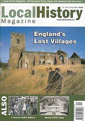 Hull's History. England's Lost Villages. Southend on Sea. Moota Camp 103. co.833