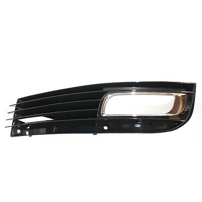 For Audi A8 D3 08-10 4E0807681AN Lower Bumper Fog Light Lamp Grille Left Side