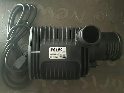 Ttsunsun hj-5000 Eco pond submersible pump Koi Fish Filtre filterpump 4000l/h65w