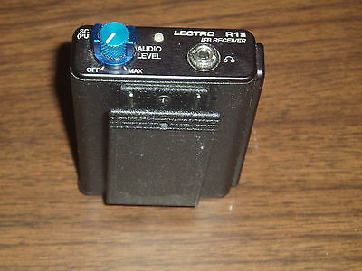 Lectrosonics R1A IFB Receiver Block 25