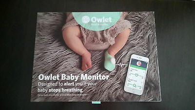 Owlet Rest Assured Baby Monitor