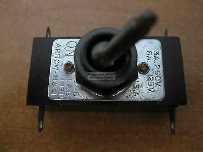 Hammond Run Switch from New Old Stock