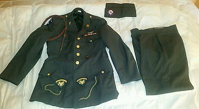 VTG officers uniform Army Air Corps Wings PARATROOPER w/ tags WW2 Vietnam
