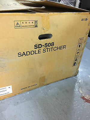 Konica Saddle stitcher , booklet maker SD-508 new in box . Konica c452 c552 c652