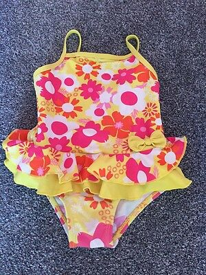 Girls Swimming Costume 18-24 Months