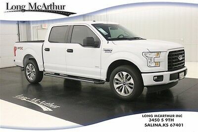 2017 Ford F-150 XL SPORT APPEARANCE AUTOMATIC SUPERCREW MSRP$41110 UPERCREW 4X4 4 DOOR ECOBOOST STX SPORT APPEARANCE PACKAGE