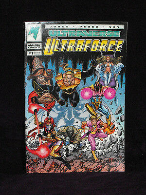 Malibu Comics - Ultraforce #01