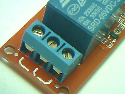 Relay Module Board Shield 5V input One 1 Channel For 5V input AVR DSP  MCU