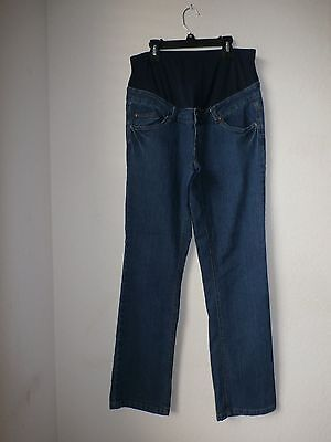 Women's BELLY BY DESIGN  Denim Maternity Jeans Size M
