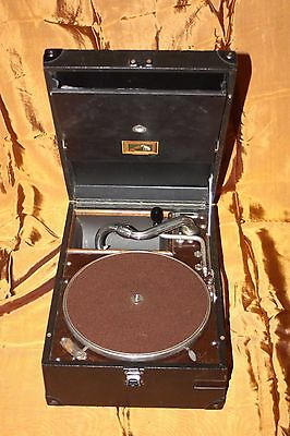 Old Gramaphone - His Masters Voice - HMV - Good Condition