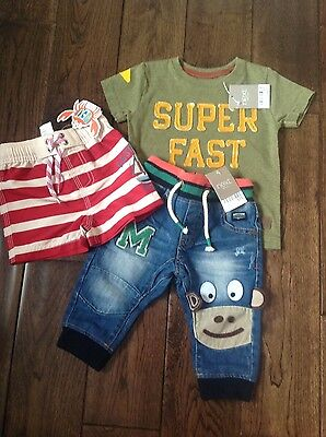 baby boy clothes size 6-9m from Next BNWT