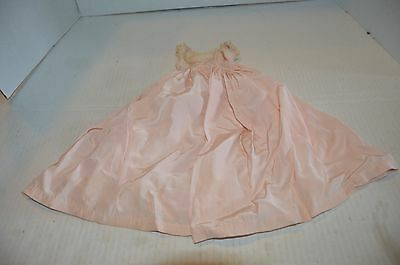 "Vintage Tagged Cissy Madame Alexander 20"" Doll Nightgown Only"