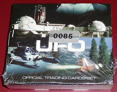 Gerry Andersons UFO Kult UK TV - Ltd. Ed (1799) Box von Unstoppable 2016
