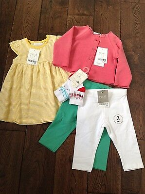 Baby girl clothes age 3-6m from Next BNWT