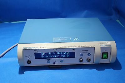 Dyonics Ep-1 Console Version V2.0 30 day warranty No foot switch