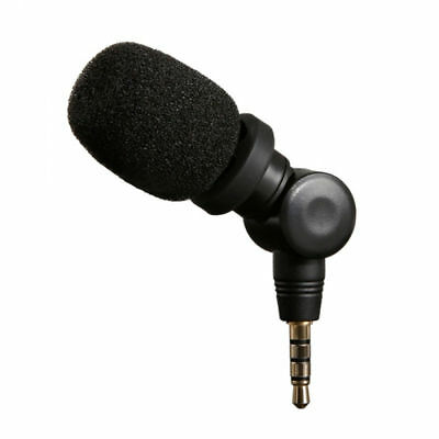 Microphone External MIC by Saramonic for Apple iPhone iPad iPod touch and More