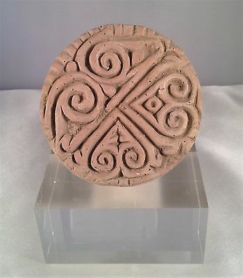 Large Indus Valley Stamp Seal - c. 2,500 BC