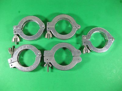 HPS Clamp Wingnut KF50, NW50 (Lot of 5) -- Used --